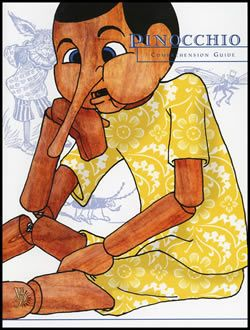 Pinocchio Comprehension Guide (eBook)