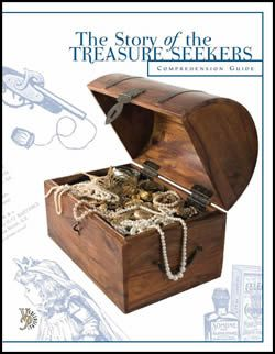 The Story of the Treasure Seekers Comprehension Guide