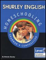 Shurley English Level 4 Student Workbook | Veritas Press