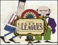 Legends & Leagues Storybook