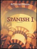 Spanish 1 Activity Manual (2nd Ed.)