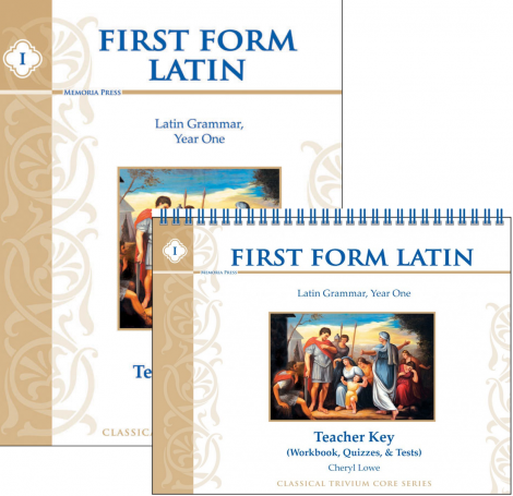 First Form Latin Teacher's Kit