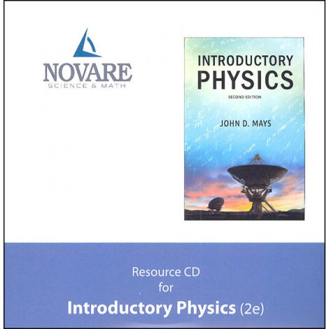 Novare Resource CD for Introductory Physics