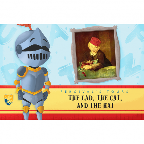 Primer 6: The Lad, the Cat, and the Hat