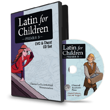 Latin for Children B DVDs and CD