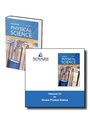 Novare Physical Science Resource CD | Veritas Press