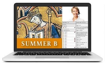 Omnibus VI Secondary - Summer B - Live Online Course 2017-2018