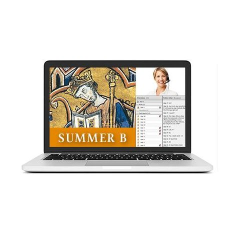 Omnibus I Secondary - Summer B - Live Online Course