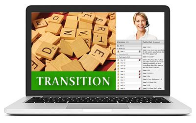 Grammar and Writing Transition - Live Online Course