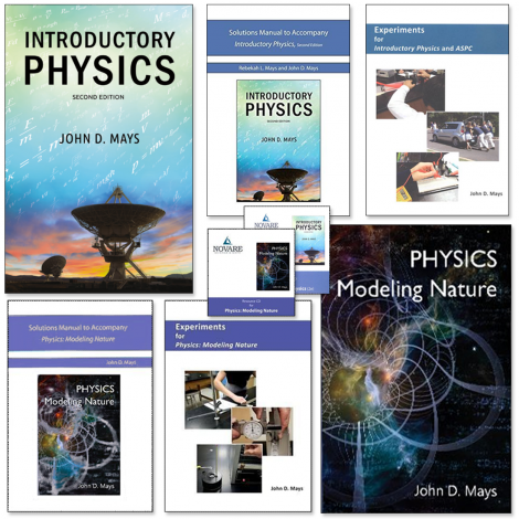 Novare Physics I - Live Course Kit