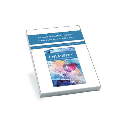 Novare Accelerated Chemistry Solutions Manual