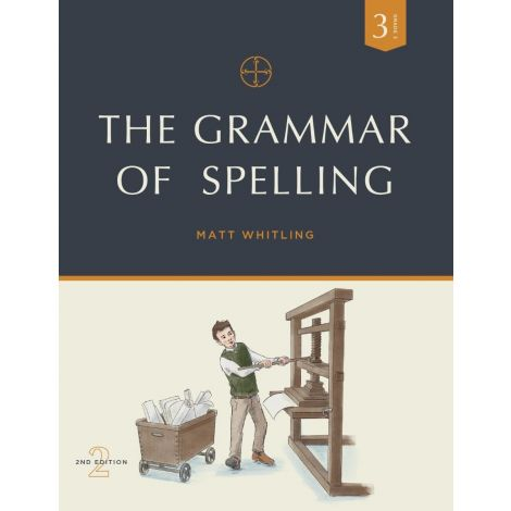 The Grammar of Spelling 3
