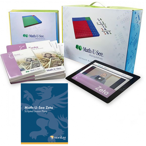 Math 5 - Math-U-See You Teach Kit