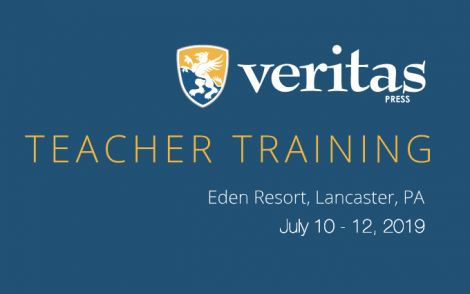 Veritas Press Teacher Training Conference - 2019