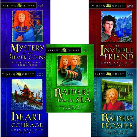Raiders from the Sea: Book 1 - Viking Quest Series