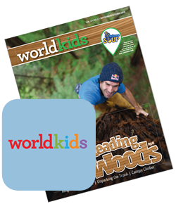 WORLDkids Magazine Annual Membership | Veritas Press