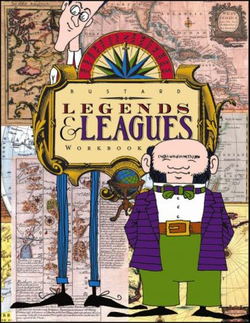 Legends & Leagues Workbook | Veritas Press