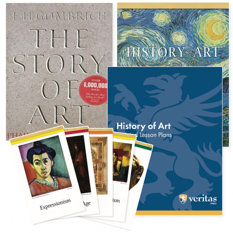 Art History Live Course | Veritas Press
