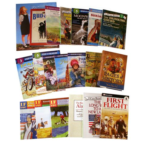 1815 to the Present Self-Paced Literature Kit Level 1