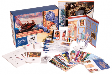 Phonics Museum Combo Kit | 1st Edition | Veritas Press