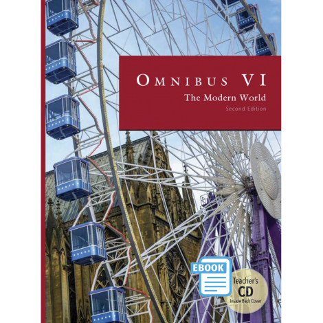 Omnibus VI Text & Teacher eBook | Veritas Press