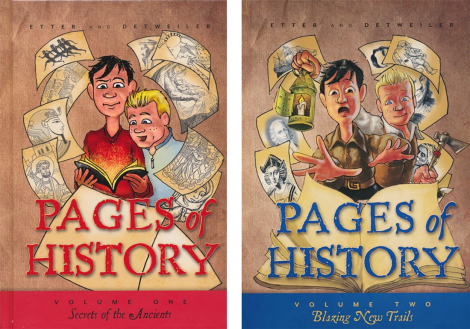 Pages of History | Set | Veritas Press