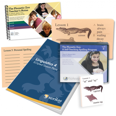 Linguistics 4 - You Teach Kit
