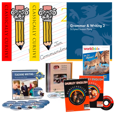 Grammar & Writing 2 | You Teach Kit | Veritas Press