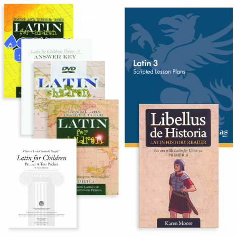 Latin | Grammar 3 | You Teach Kit | Veritas Press