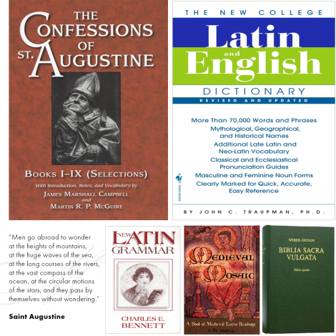 Latin Readings: Christian Authors | Live Course Kit