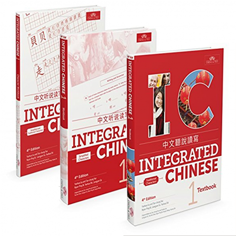 Mandarin Chinese I - Live Course Kit