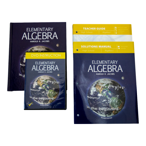 Algebra I | You Teach Kit | Veritas Press