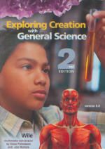 Exploring Creation with General Science 2nd Edition Course CD