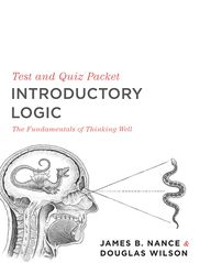 Introductory Logic Test and Quiz Packet