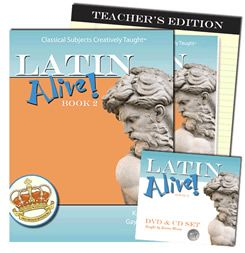 Latin Alive! 2 Kit