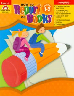 How to Report on Books Grade 2