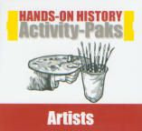 Hands On History Activity-Pack: Artists