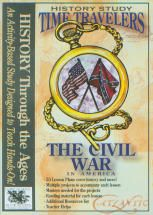 Time Travelers History Study: The Civil War, CD