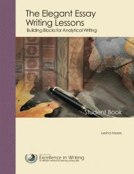 Cover: The Elegant Essay Writing Lessons