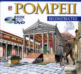 POMPEII: Reconstructed Book with DVD