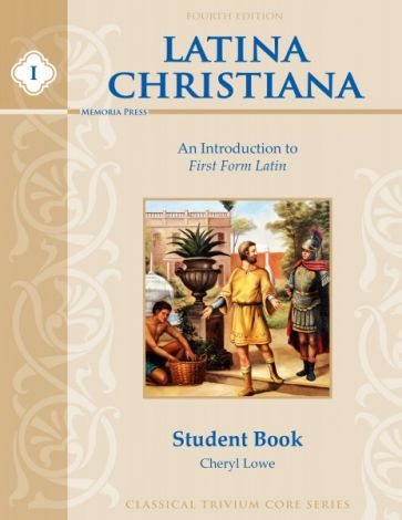 Latina Christiana 1: An Introduction to First Form Latin Student Book
