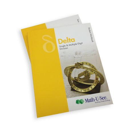 Math-U-See Delta Student Pack | Veritas Press