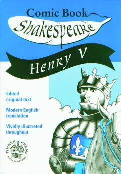 Henry V - Comic Book Shakespeare