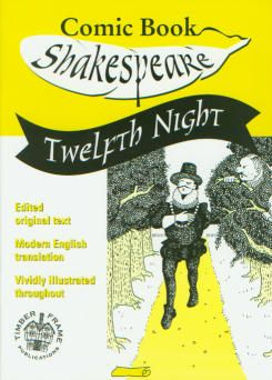 Twelfth Night - Comic Book Shakespeare