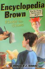 Encyclopedia Brown: Everyone's Favorite Boy Detective, Finds The Clues