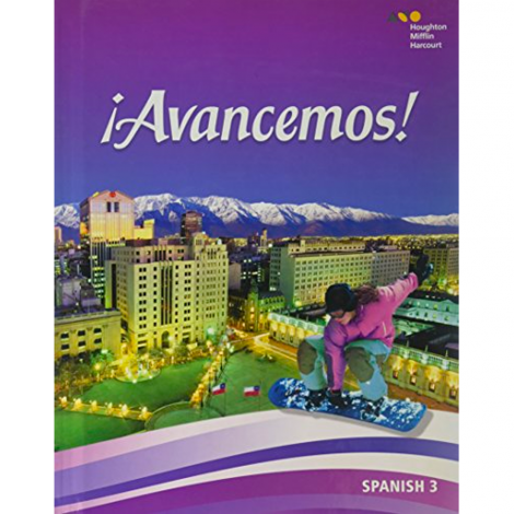 Avacemos Student Edition Level 3