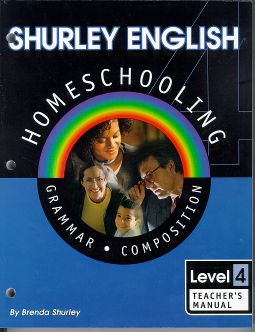Shurley English Level 4 Homeschooling Kit