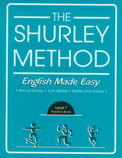 Shurley English Level 7 Homeschooling Kit | Veritas Press