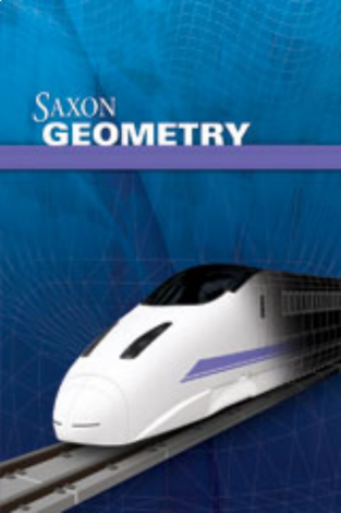 Saxon Geometry Homeschool Kit with Solutions Manual, 1st Ed.
