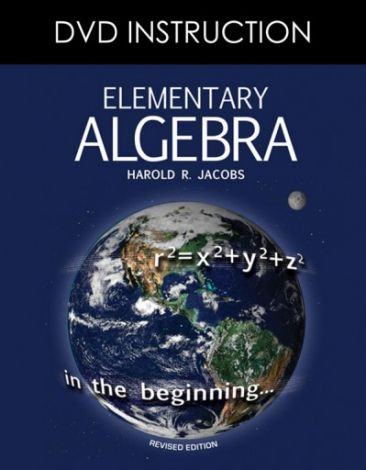 Elementary Algebra DVDs | Veritas Press